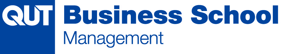 QUT Business School Logo