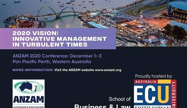 Australia and New Zealand Academy of Management Image